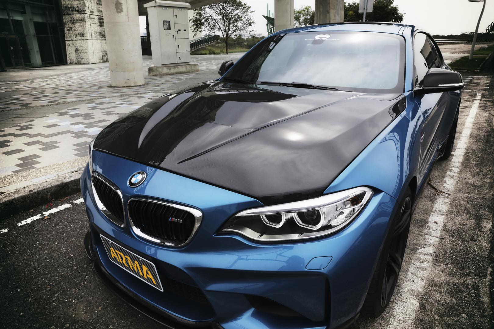BMW Dealers In Ma >> BMW F87 M2 Carbon Vented Hood - ARMA Speed