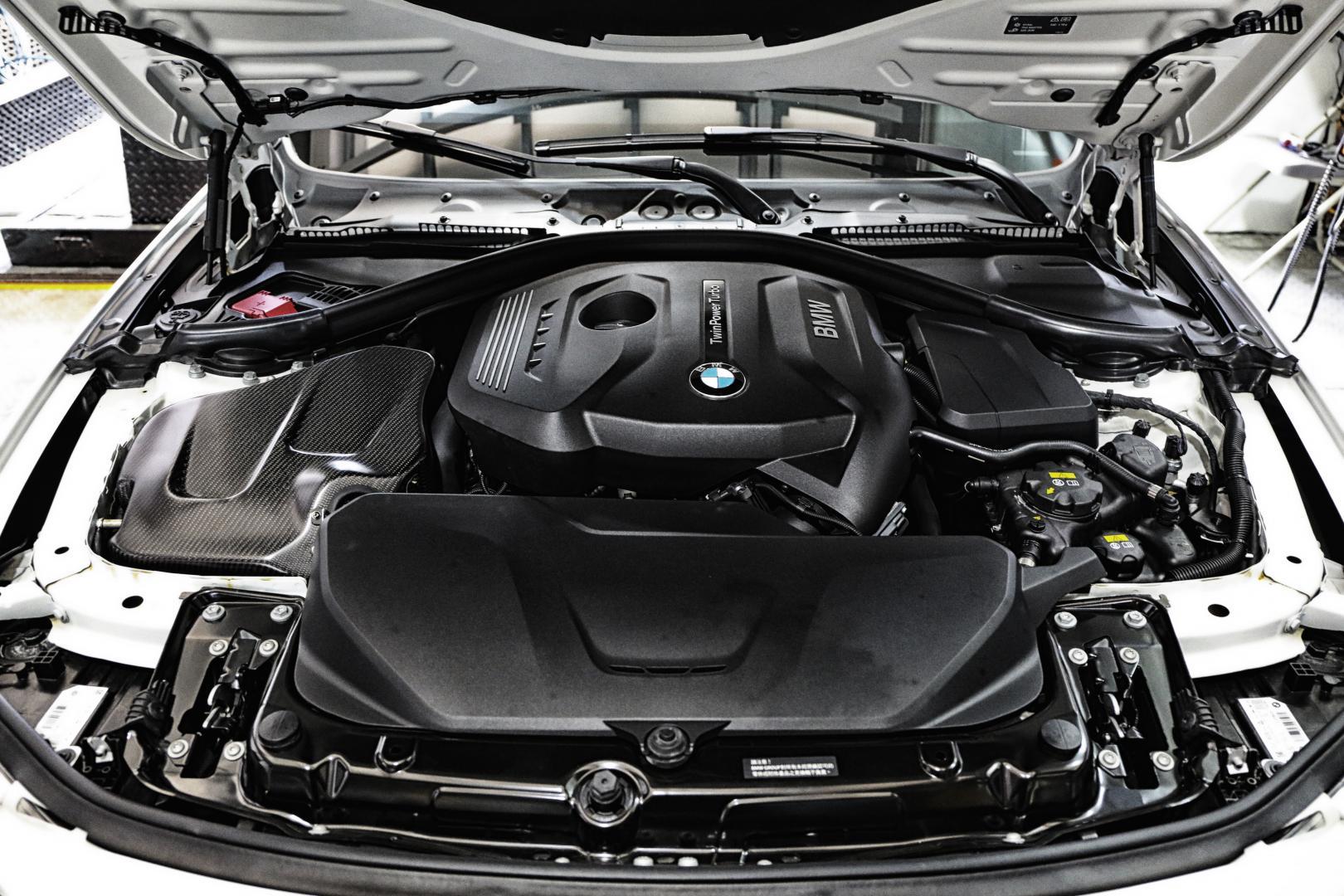 Subaru Dealers Ma >> BMW F30 330i Cold Carbon Intake - ARMA Speed