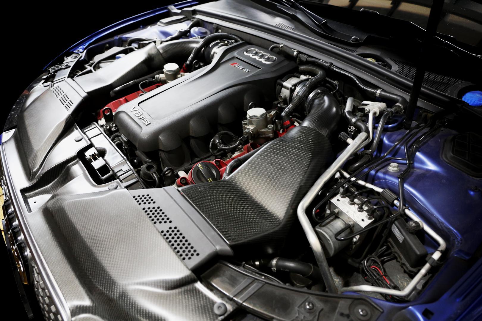 Audi Rs5 B8 Carbon Fiber Cold Air Intake Armaspeed
