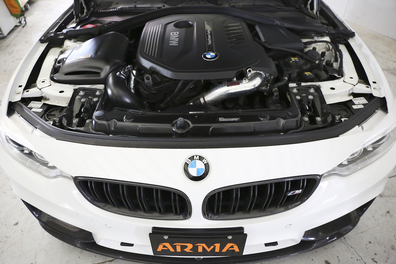 Carbon Fiber Cold Air Intakes For Bmw Arma Speed B48 Engine Diagram Description