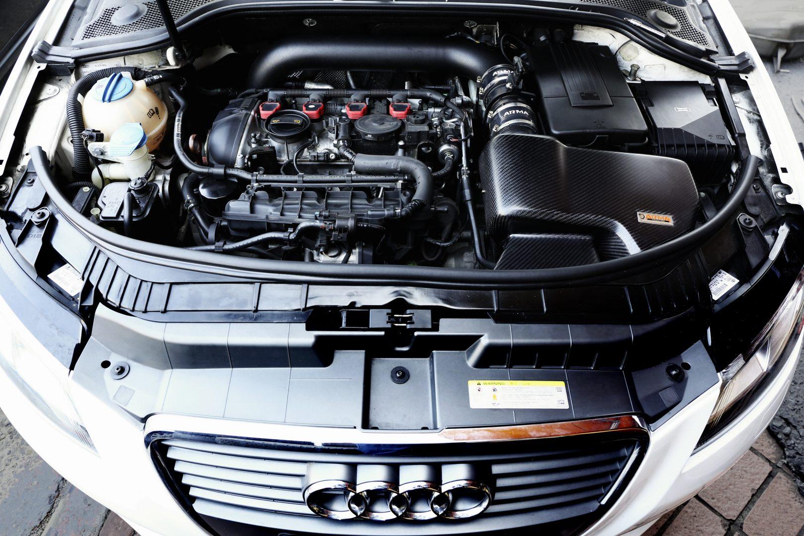 Subaru Dealers Ma >> Audi A3 8P Cold Carbon Intake - ARMA Speed