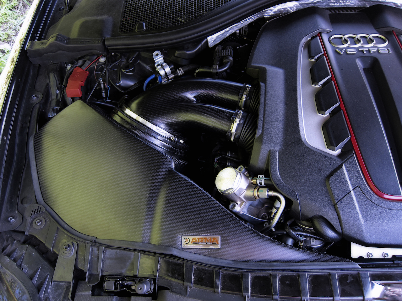 BMW Dealers In Ma >> Audi S6 C7 Cold Carbon Intake - ARMA Speed