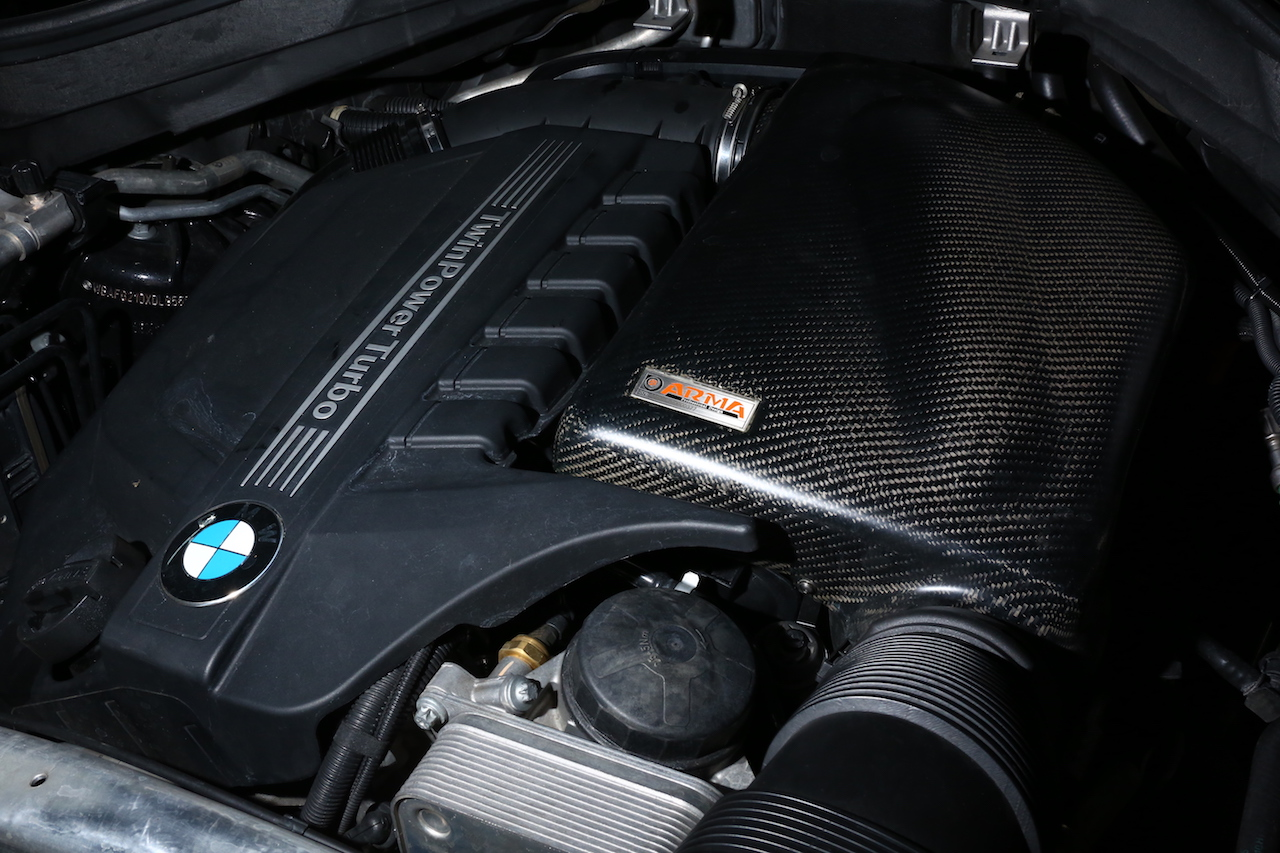 Lexus Dealers In Ma >> BMW E70 X5 Cold Carbon Intake - ARMA Speed