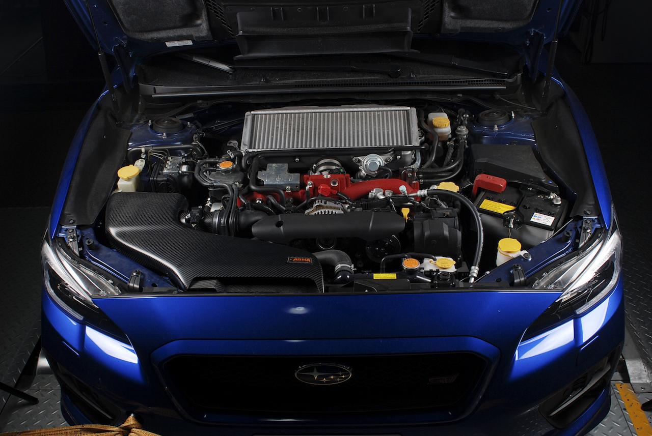 Lexus Dealers In Ma >> Subaru WRX STI Cold Carbon Intake - ARMA Speed