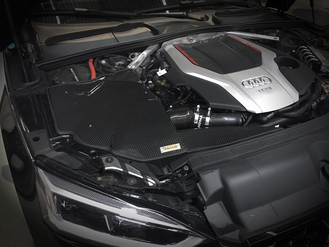 Lexus Dealers In Ma >> Audi S5 B9 Cold Carbon Intake - ARMA Speed