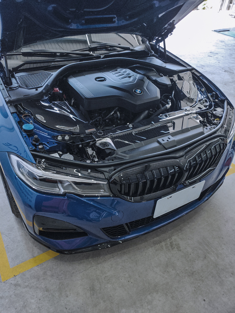 Lexus Dealers In Ma >> BMW G20 330i Cold Carbon Air Intake - ARMA Speed