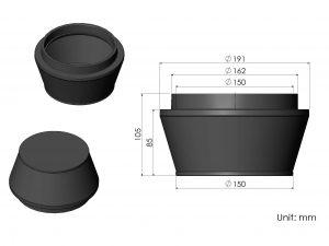 CS56-AR60022 ARMASPEED air filter