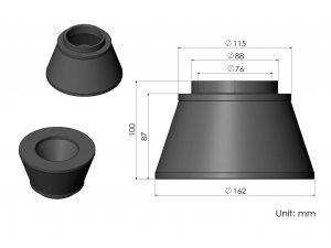 CS56-AR60028 ARMASPEED air filter