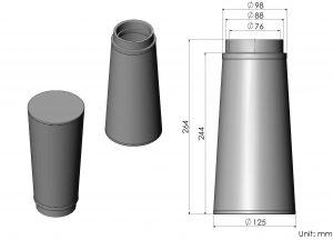 CS56-AR60030 ARMASPEED air filter