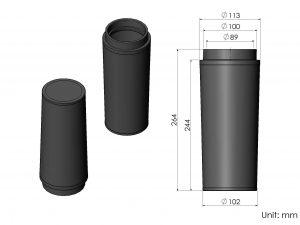 CS56-AR60035 ARMASPEED air filter