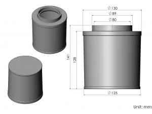 CS56-AR60043 ARMASPEED air filter