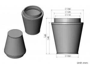 CS56-AR60045 ARMASPEED air filter