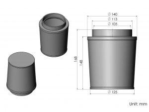 CS56-AR60057 ARMASPEED air filter