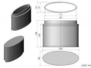 CS56-AR60059 ARMASPEED air filter