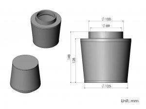CS56-AR60066 ARMASPEED air filter